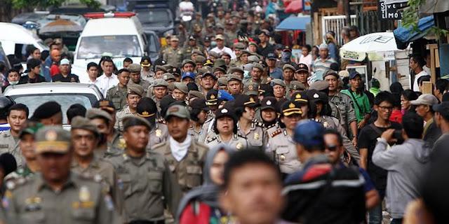 LBH Jakarta Sebut Tiga Lokasi di DKI Terancam Digusur