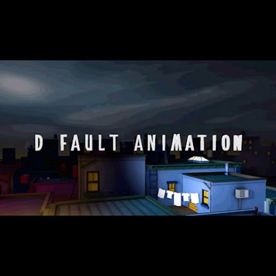 "NEWS: Dandrell Scott Creates ""D Fault Animation"""
