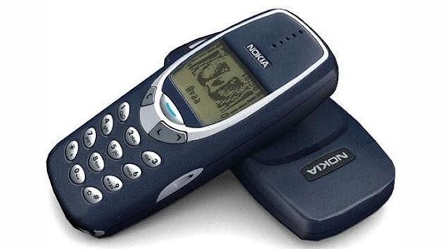 vuelve nokia 3310