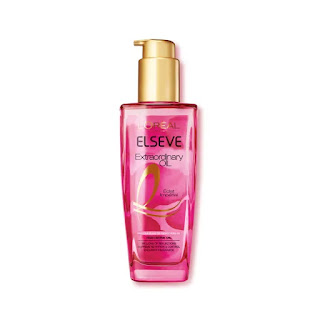 Review L'OREAL Elseve Extraordinary Oil Pink 100ml