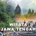 kota destinasi tempat wisata terbaik populer terkenal di jawa tengah