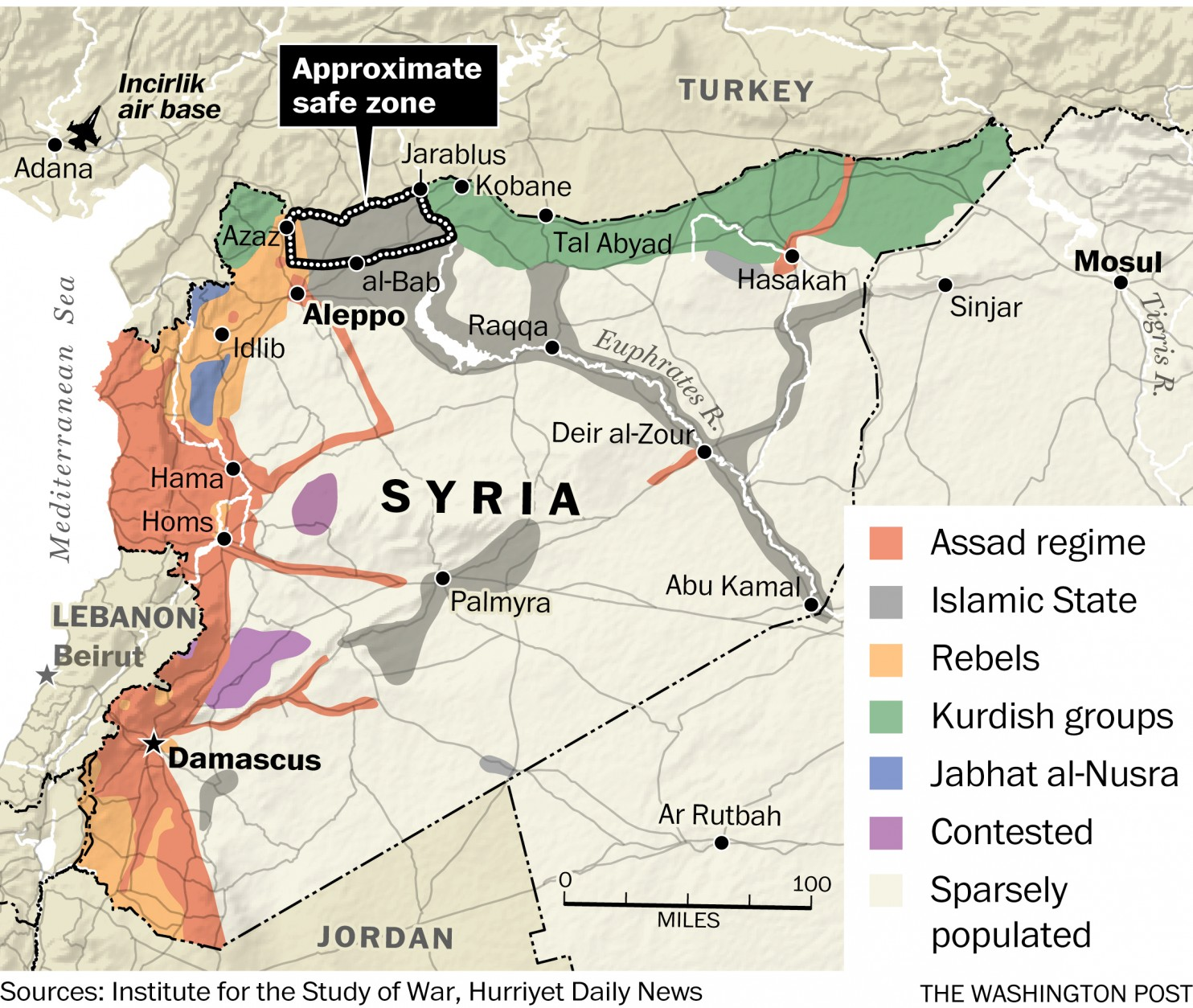 Turkey Invades Northern Syria Truth Of Turkish Coup Revealed - Map of syria and turkey