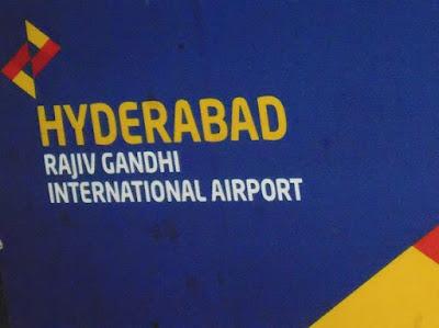 Bandara Hyderabad