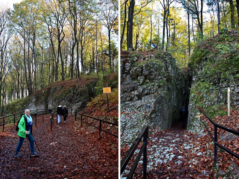 Ojców, Ojcowski Park Narodowy, małopolskie, Dolina Prądnika, Jaskinia Łokietka