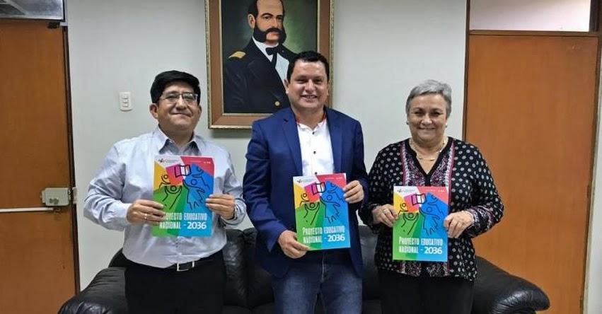 CNE: Piuranos formularán alternativas de solución a necesidades educativas - www.cne.gob.pe