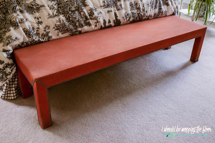 Foot Bench
