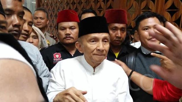 Amien Rais Sebut Meikarta Mangkrak Karena Jokowi Ugal-ugalan