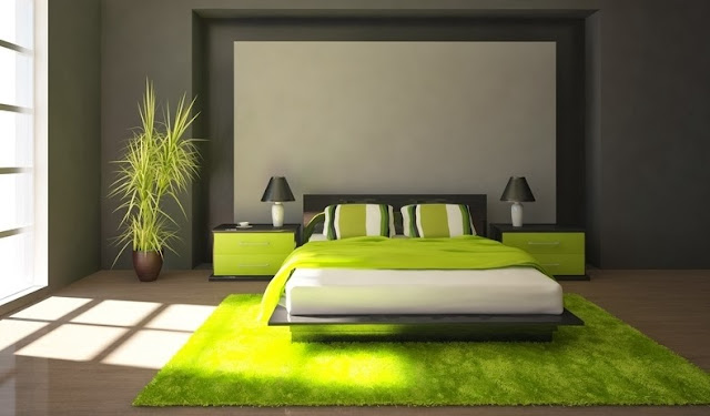 Natural Bedroom Design Ideas