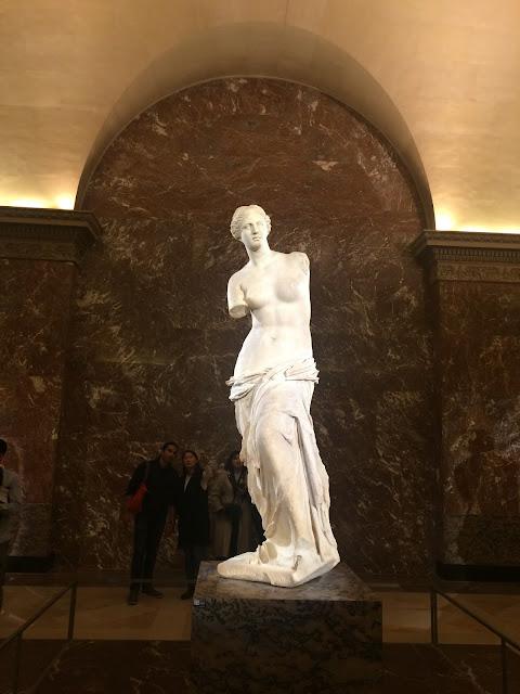 paris, musee de louvre, Milo Venus, Venus