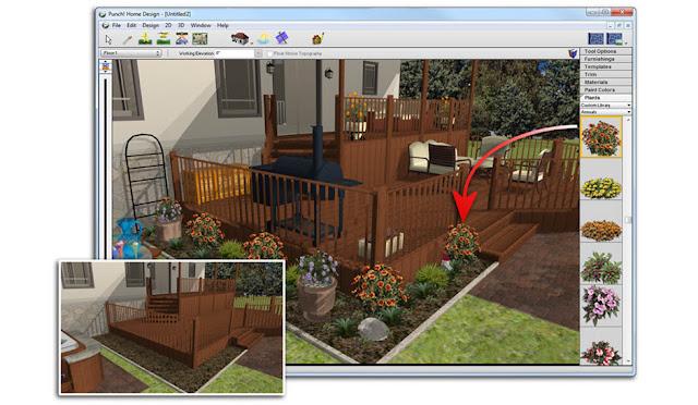 Avanquest architecte 3d ultimate 2018 20 0 - Punch home landscape design pro 17 5 crack ...