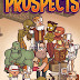PROSPECTS - A COMIC MINI-SERIES BY MAX MAJERNIK