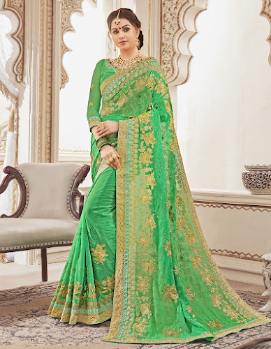 Top 5 Party Wear Sarees For Indian Wedding Styleamaze