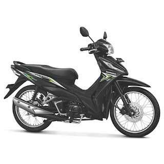 Harga Honda New Fi Revo Spoke  April 2016