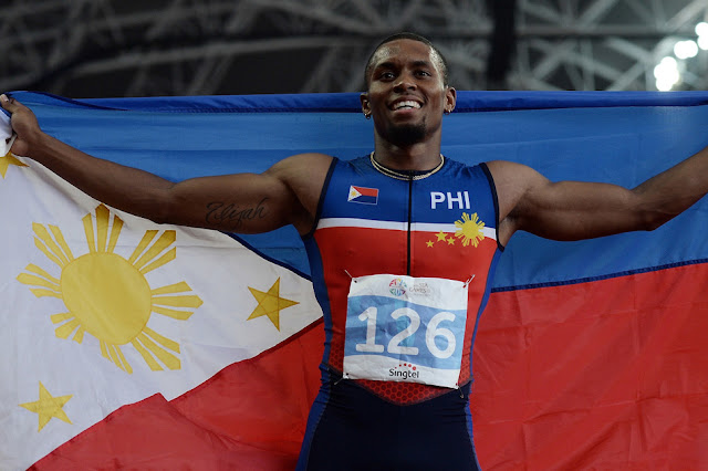 """The Next Goal is To Get To The Finals.""; PH's Cray To Compete in the Semis in 400m Hurdles."