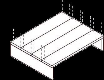 proces salontafel steigerhout bouwtekening