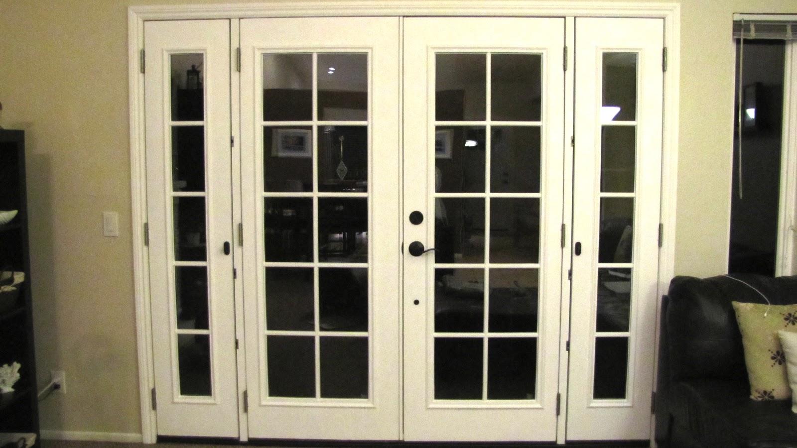 Interior French Door Knobs. accessories doors and door ...
