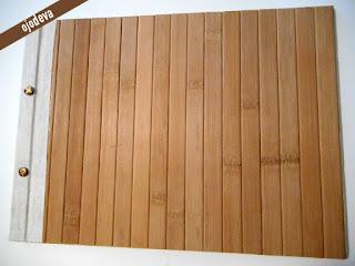 portfolio madera bambu