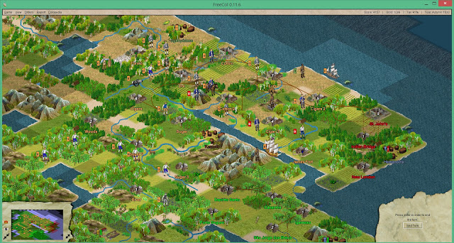 Wondering Farmers | Free Colonization Screenshot