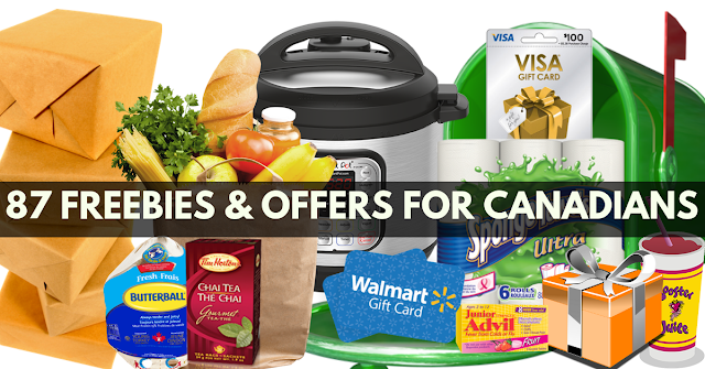 Free Stuff & Offers for Canadians