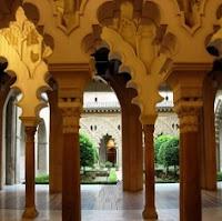Palacio de la Alfajería, arte mudéjar
