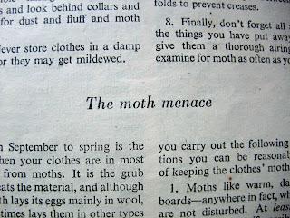 vintage clothing care tips by karen vallerius