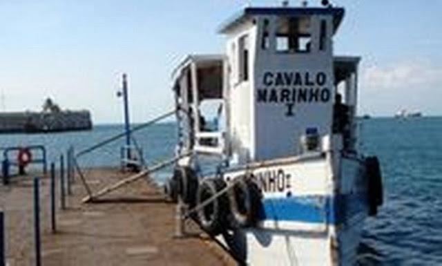 Naufrágio na Baía de Todos os Santos tem ao menos cinco mortos