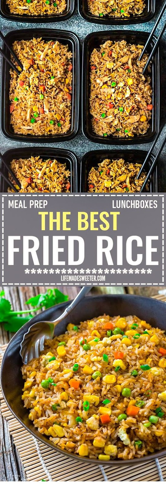 Perfect Chinese Fried Rice