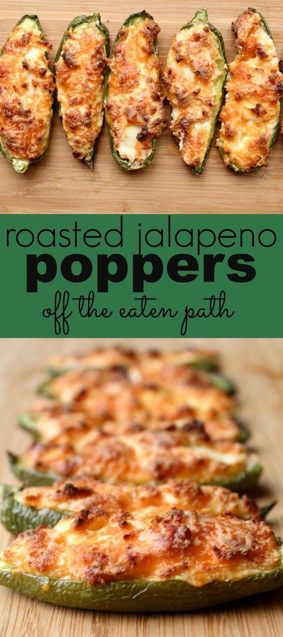 ROASTED JALAPENO POPPERS