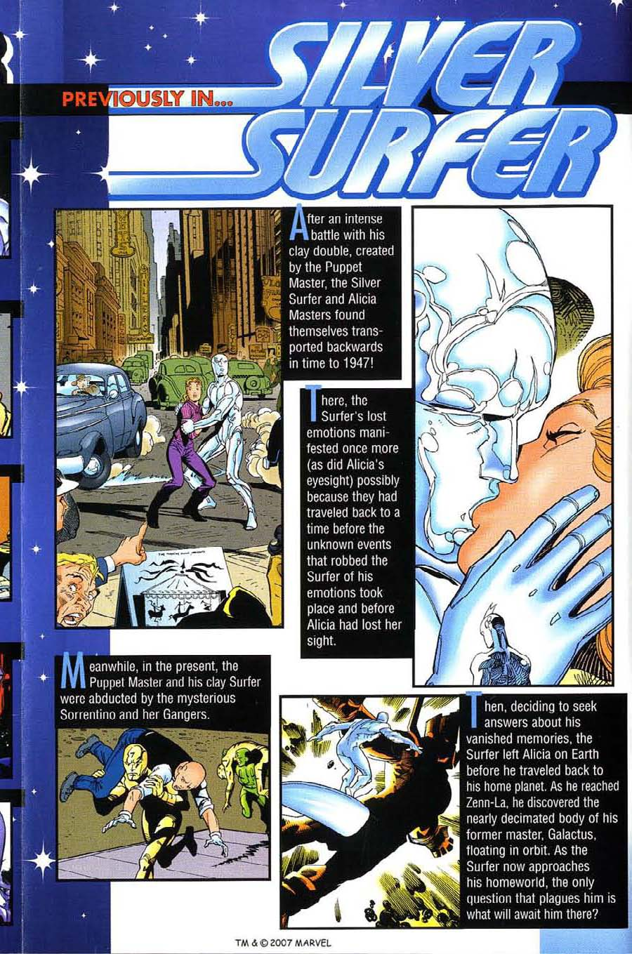 Read online Silver Surfer (1987) comic -  Issue #130 - 3