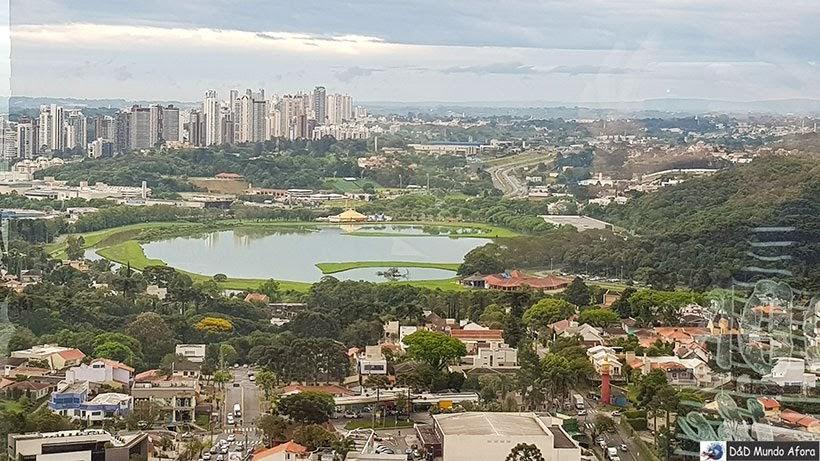 Torre Panorâmica de Curitiba - Diário de Bordo: 4 dias em Curitiba no encontro da RBBV