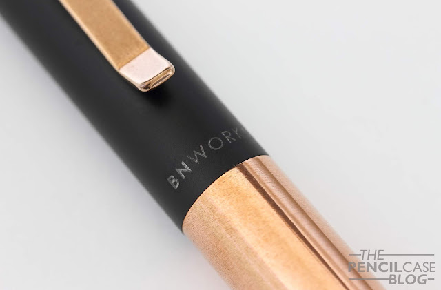 BN Works Twiist pen review
