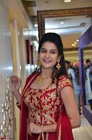 Jenny Honey in Stunning Dark Red Anarkali Dress at Splurge   Divalicious curtain raiser ~ Exclusive Celebrities Galleries 081.JPG