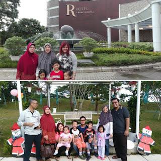Menginap di R Hotel