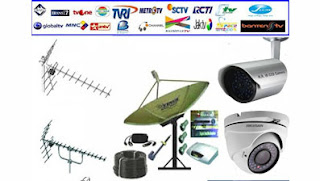 Ahli Pasang Antena, Parabola dan Kamera cctv Jakarta