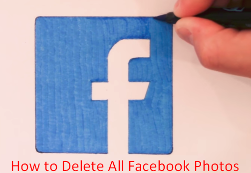 How to delete all photo from facebook ccuart Image collections