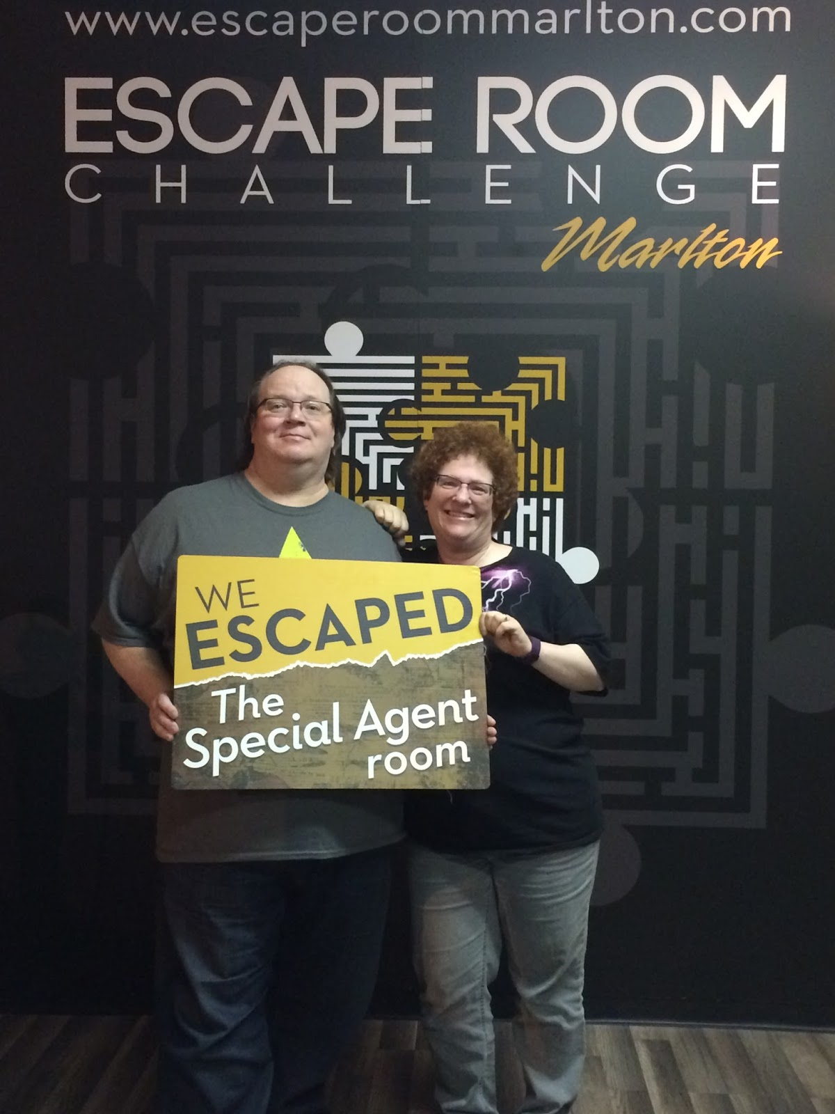 Welcome To Hell By Glenn Walker The Escape Room Challenge