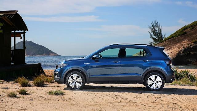 Volkswagen T-Cross Comfortline 200 TSI Automático