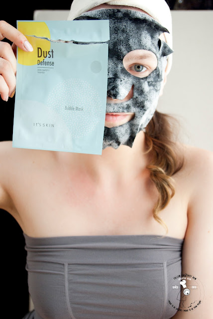 KOREAN BUBBLE MASK