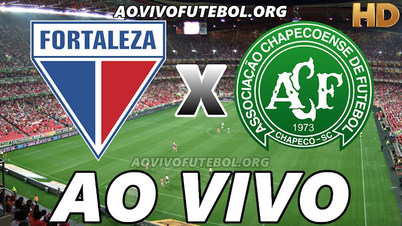 Assistir Fortaleza vs Chapecoense Ao Vivo HD
