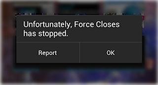 force close