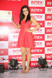 Actress Catherine Tresa Unveils Intex Air Conditioners  0264.jpg