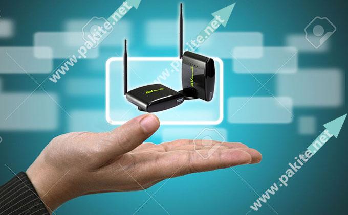 Fünf Gründe zu wählen PAKITE AV-Funkübertragung
