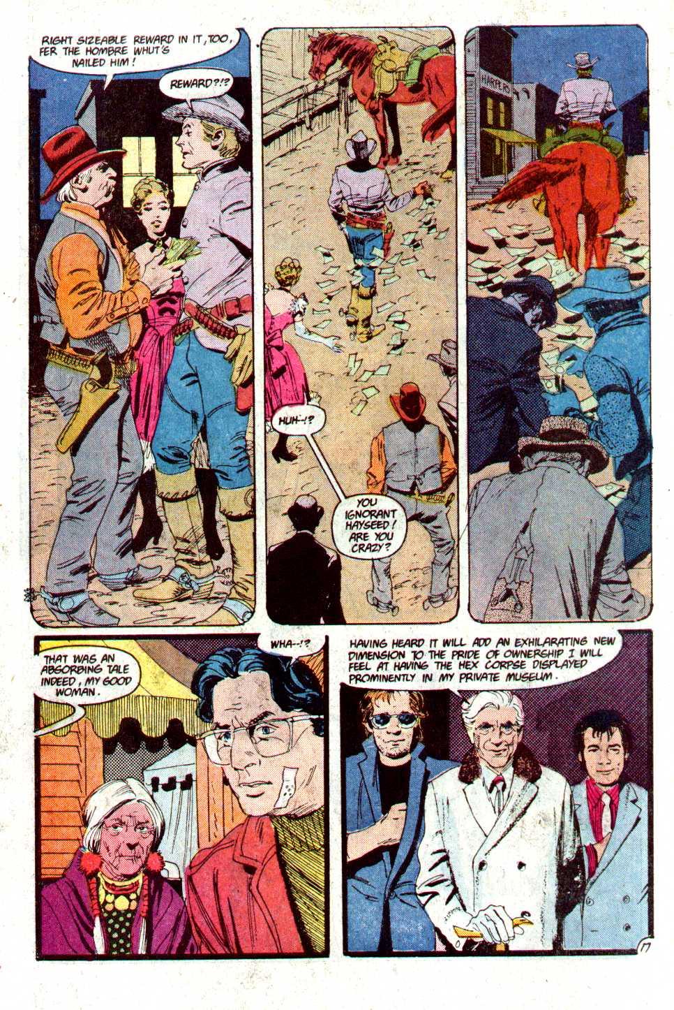 Read online Secret Origins (1986) comic -  Issue #21 - 19