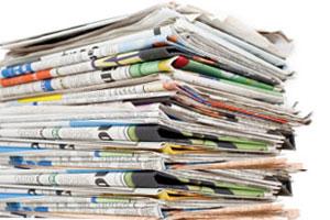 वृत्तपत्र व्यवसाय संकटात