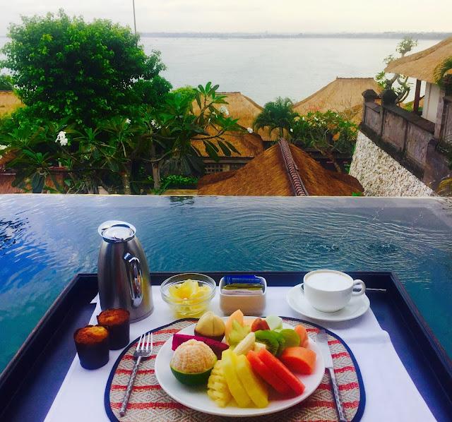 glutenfreies Frühstück im Four Seasons Jimbaran Bay Bali