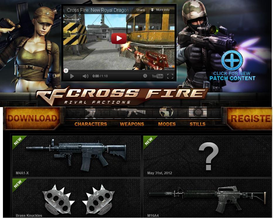 Crossfire Z8games Forum