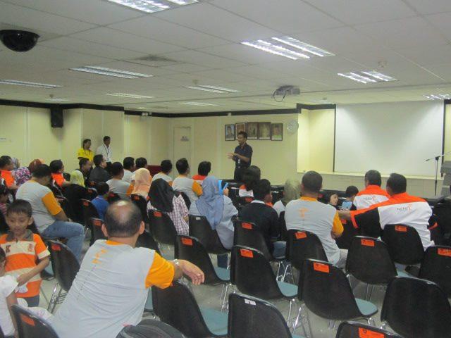 Aku Budak Melaka Lawatan Kerja NEXO Ke Proton MVF Plant
