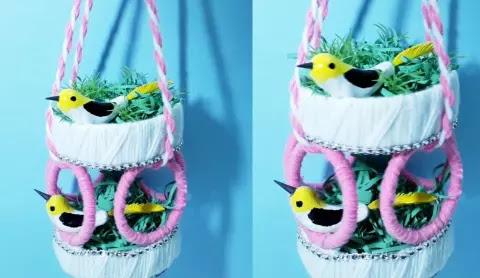 पुरानी चूड़ियों से बनाएं इस तरह की आकर्षक और अनोखे चीजें