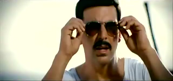 Watch Online First Look Of Rowdy Rathore (2012) Hindi Movie On Megavideo DVD Quality