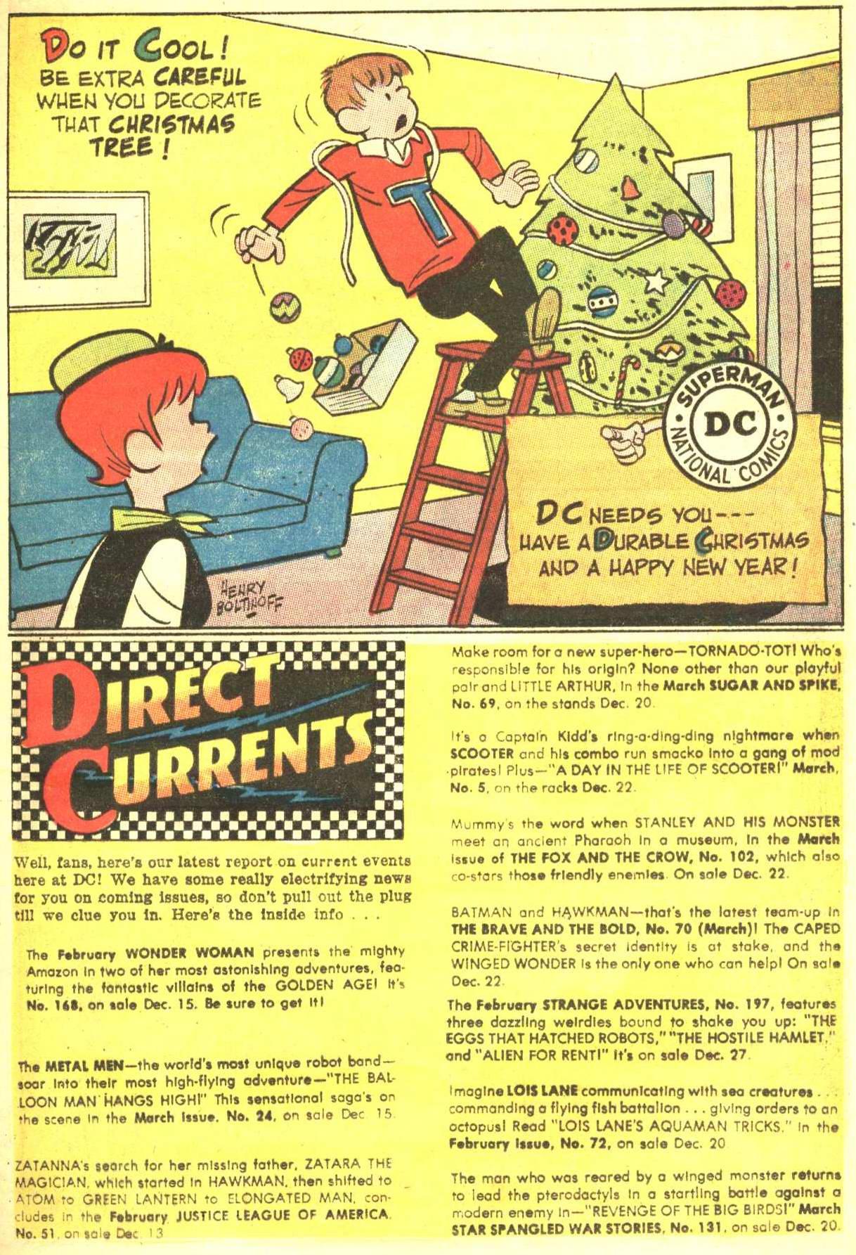 Read online World's Finest Comics comic -  Issue #164 - 13